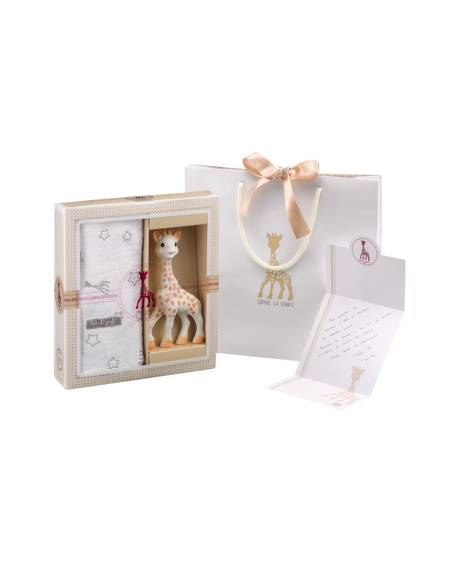 Sophie la girafe Tenderness Creation Birth Set ( Medium)