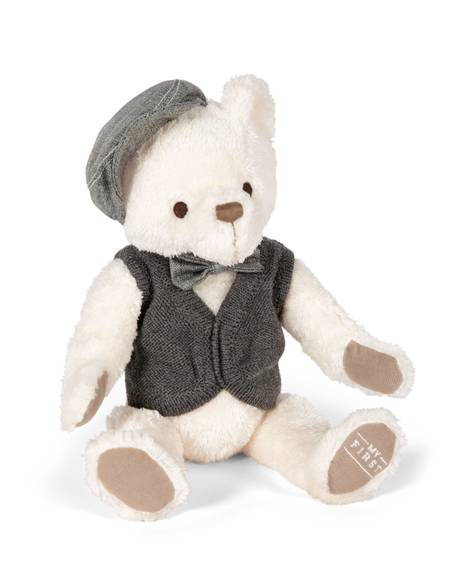 Soft Toy - Bear Blue
