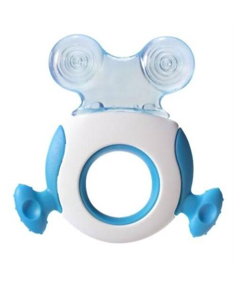 Tommee Tippee Closer to Nature Stage 2 Teether - Blue