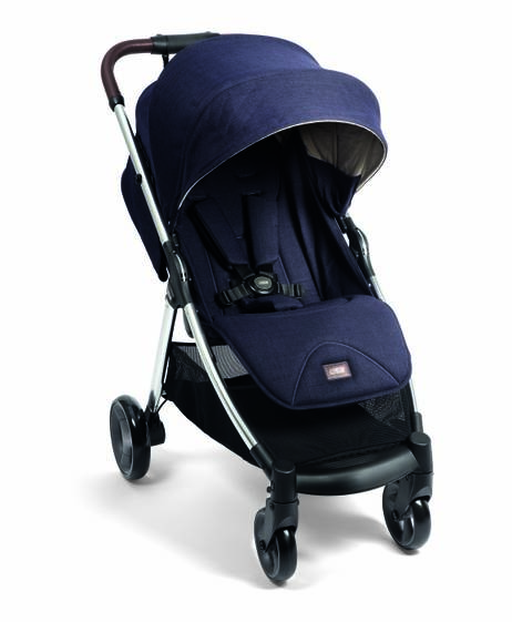 Armadillo Pushchair - Dark Navy