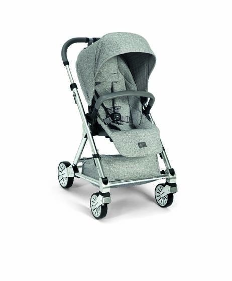 Urbo2 Pushchair - City Grey