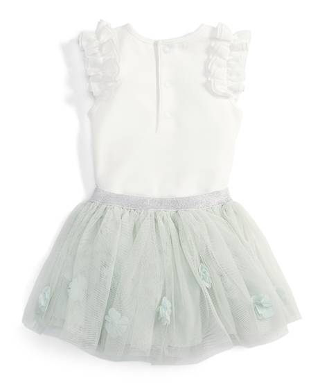 Butterfly Tutu Set - 2 Piece