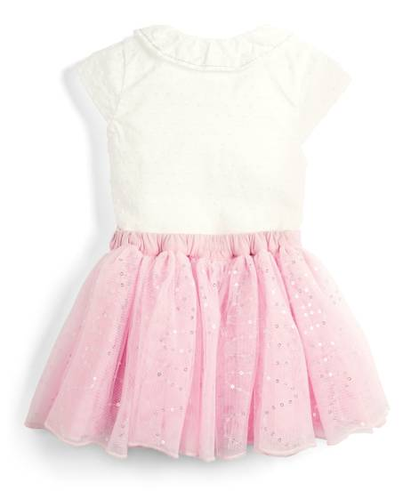 Sequin Blouse & Tutu - 2 Piece Set