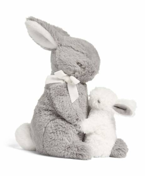 Forever Treasured Bunny & Baby
