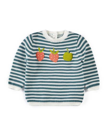 Fruit Knitted Jumper