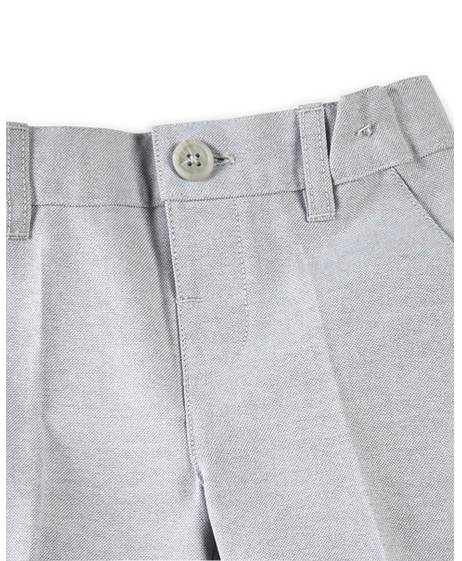 Oxford Shorts - Grey
