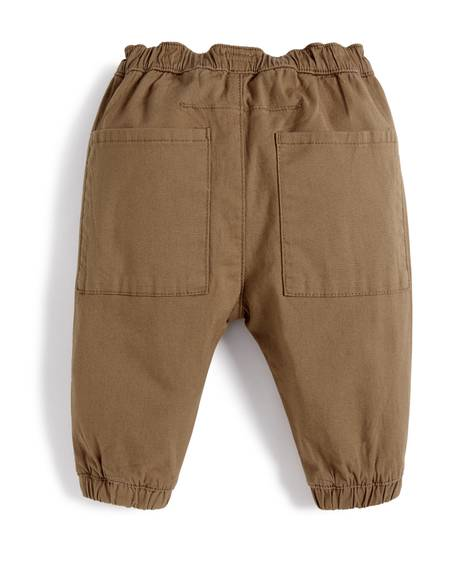 Relaxed Chino Trousers