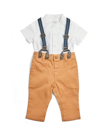 Shirt & Chino - 2 Piece Set
