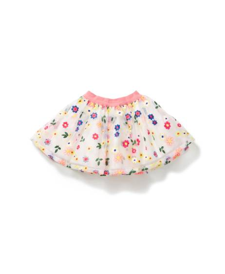 EMBROIDERED TUTU