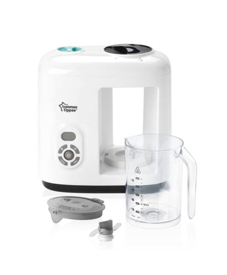 Explora Baby Food Steamer Blender.