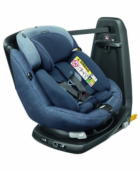 Maxi-Cosi AxissFix Plus car seat - Nomad Blue