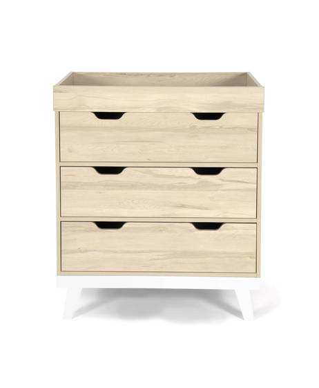 Lawson Dresser/Changer - Natural/White