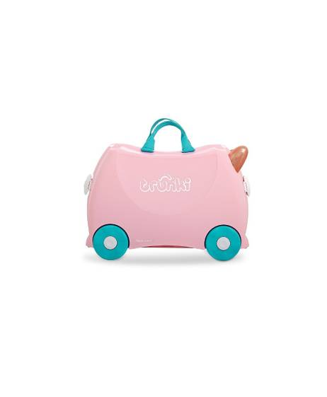 Trunki-Flossi Rose Gold Flamingo