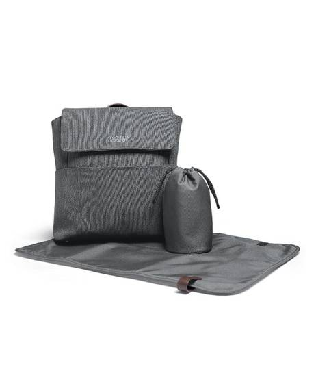 Strada Baby Changing Bag - Grey Mist