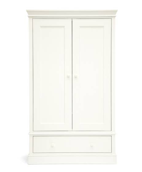 Oxford Wardrobe - White