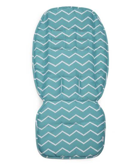 Essentials Pushchair Liner - Chevron