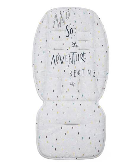 Essentials Pushchair Liner - Adventure