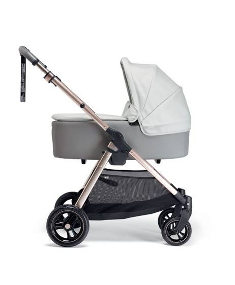Flip XT³ Carrycot - Grey/Champagne