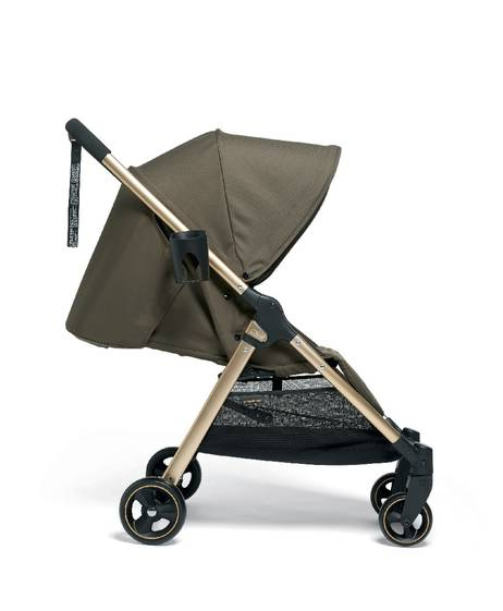 Armadillo City² Pushchair - Olive / Bronze