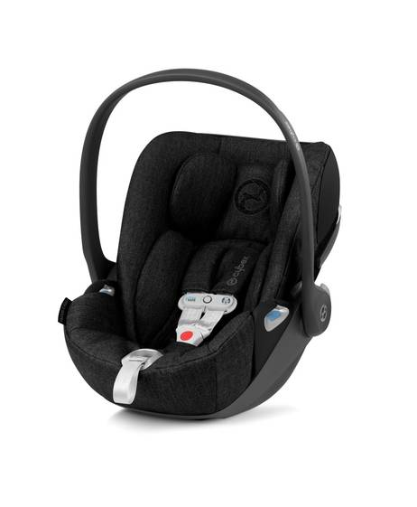 Cybex Cloud Z i-Size Baby Car Seat incl. SensorSafe - Stardust Black