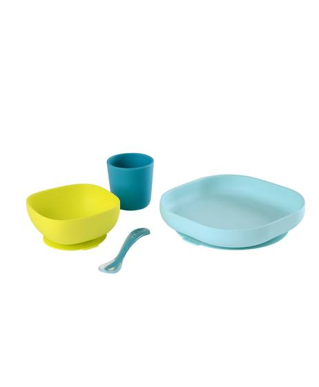 Beaba Silicone Meal Set of 4