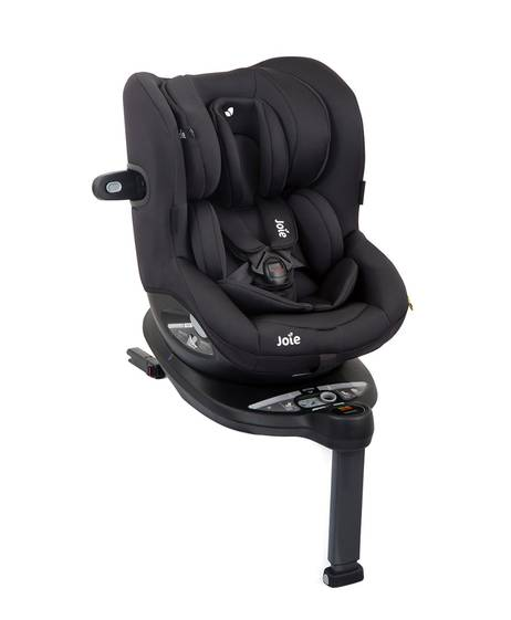 Joie Baby i-Spin 360 Group 0+/1 i-Size Car Seat - Coal