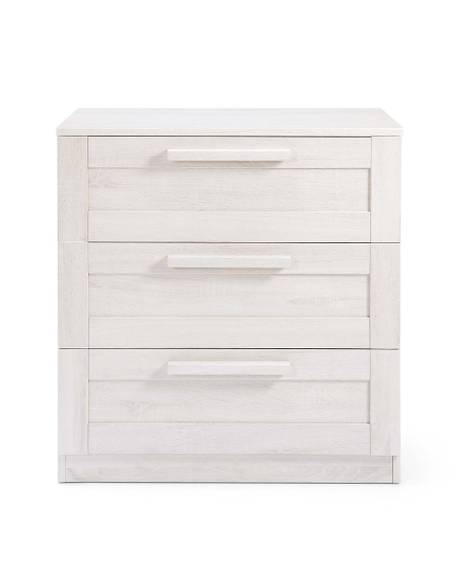 Atlas Dresser/Changer - White