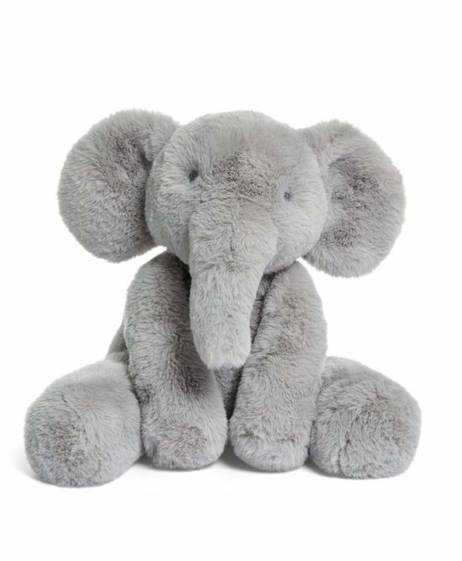 Archie Elephant Soft Toy