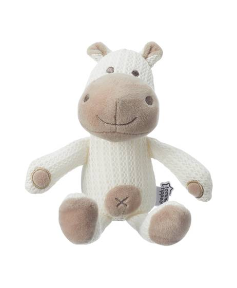 Tommee Tippee Breathable Toy, Harry The Hippo-Brown