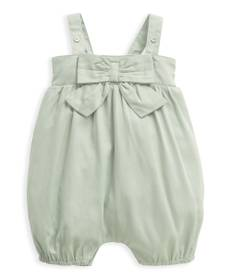 Bow Shortie Romper